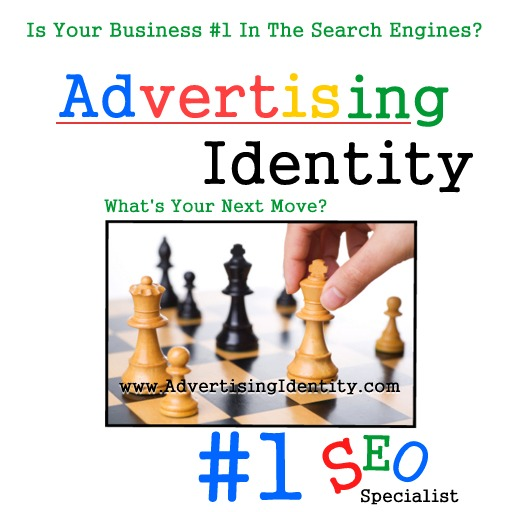 Advertising Identity SEO and Internet Marketing Specialist